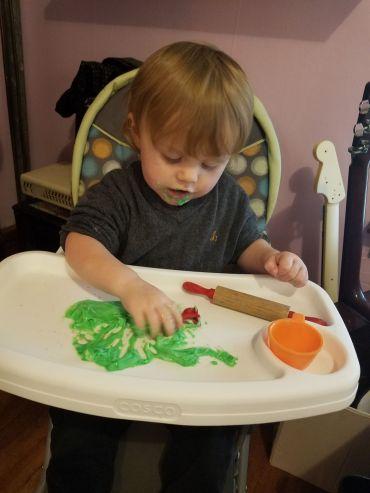 Slime Snack Time!